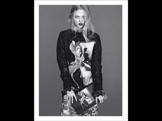 Amanda Seyfried für Givenchy