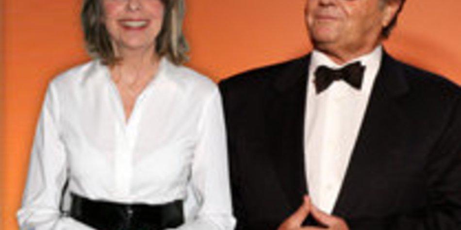 """Jack Nicholson und Diane Keaton in """"Was das Herz begehrt"""""""
