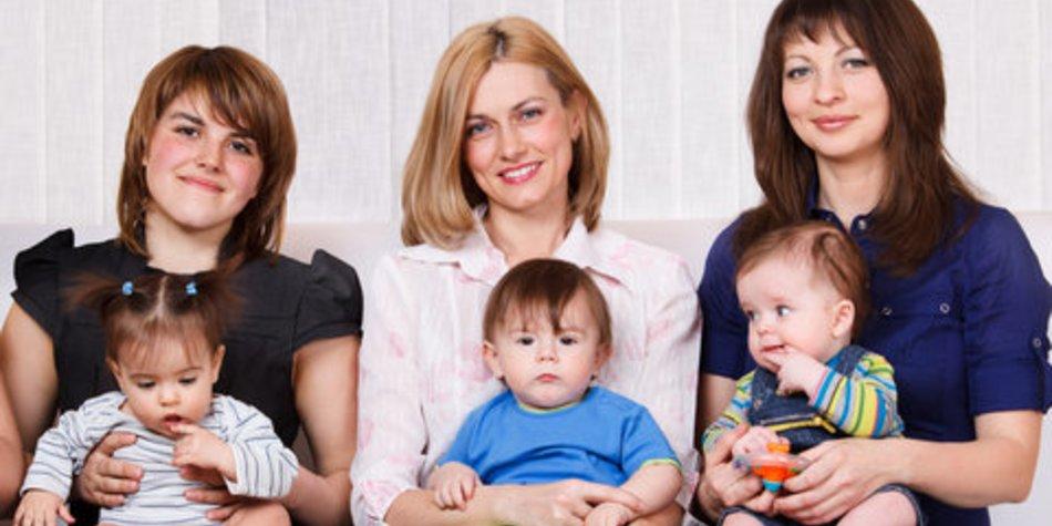 Sprachförderung für Babys