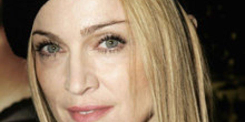 Madonna will noch ein Kind