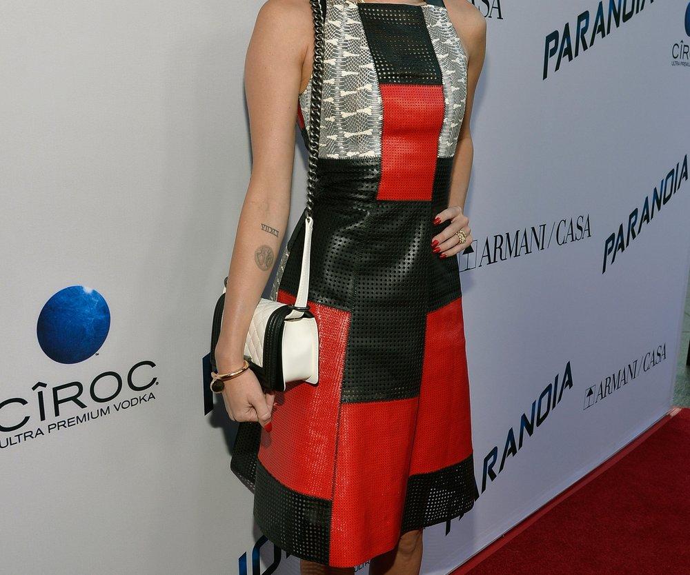 Miley Cyrus: Polizeieinsatz bei Restaurant-Besuch