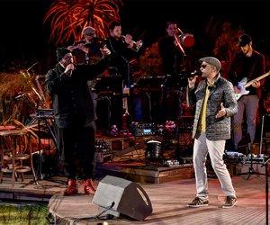 Samy Deluxe (l.) und Xavier Naidoo
