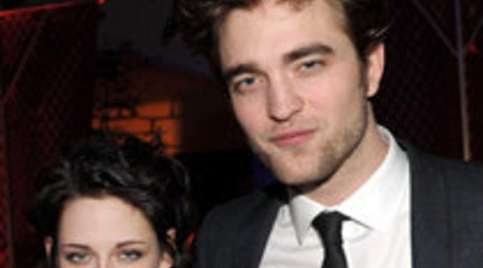 Robert Pattinson und Kristen Stewart: Langsam wird es ruhiger