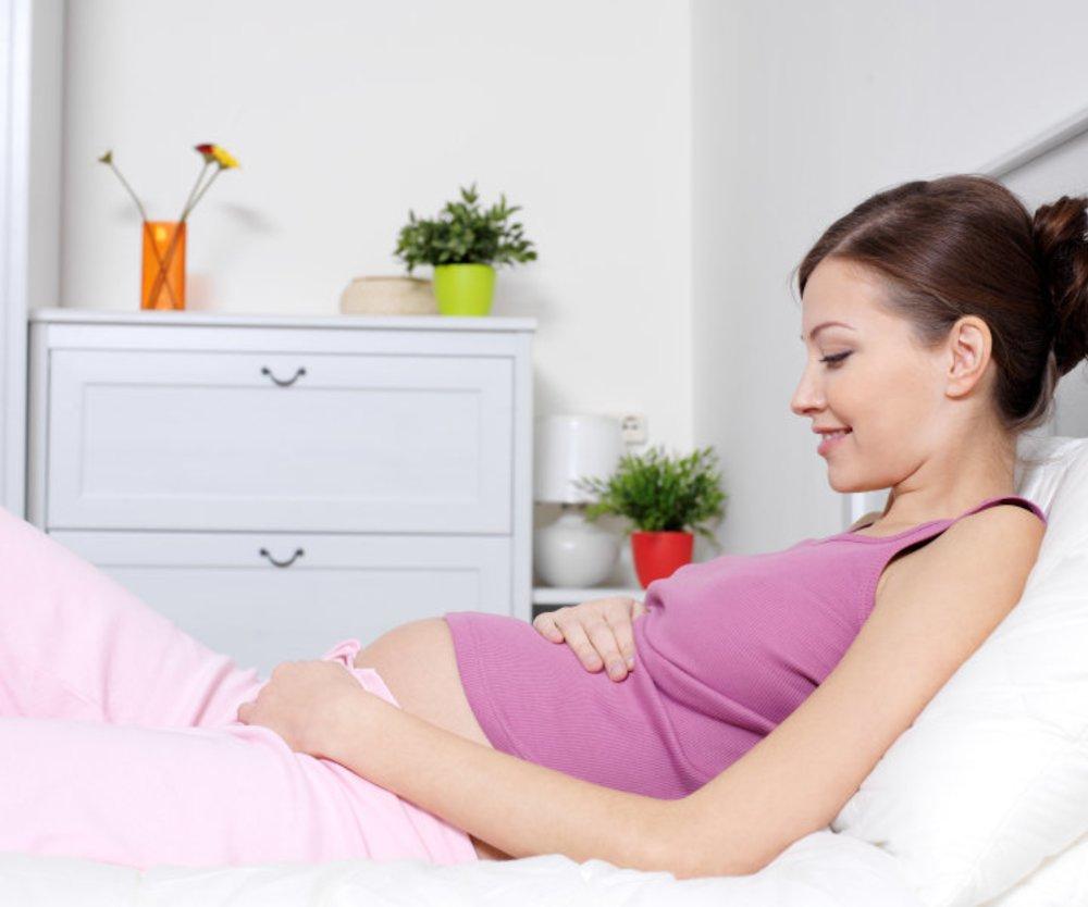 Dammmassage zur Geburtsvorbereitung