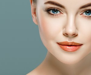 Nase schmaler schminken