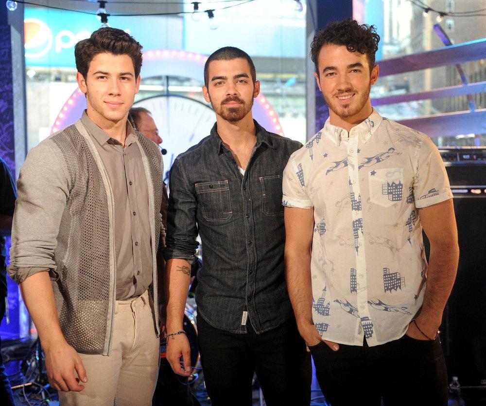 Jonas Brothers: Erstes Lebenszeichen