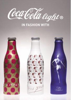 Neues Coke-light Design von Ellen von Unwerth