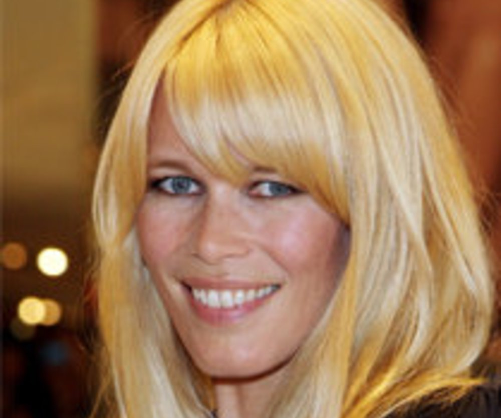 Claudia Schiffer: Mit Top-Figur in Berlin
