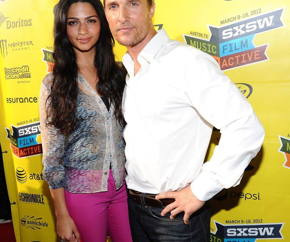 Matthew McConaughey heiratet in Brasilien?