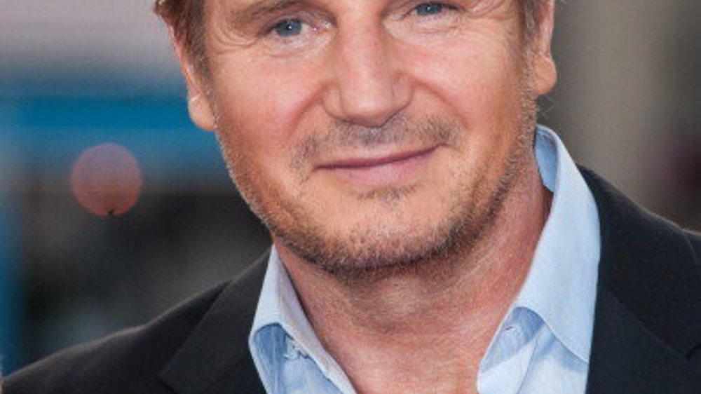 Liam Neeson: Glück ist flüchtig