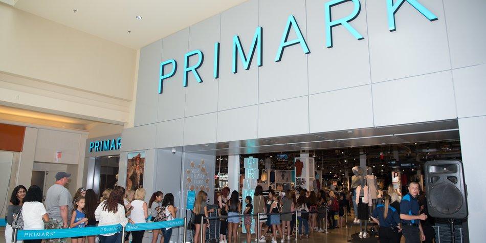 Andrang bei Primark