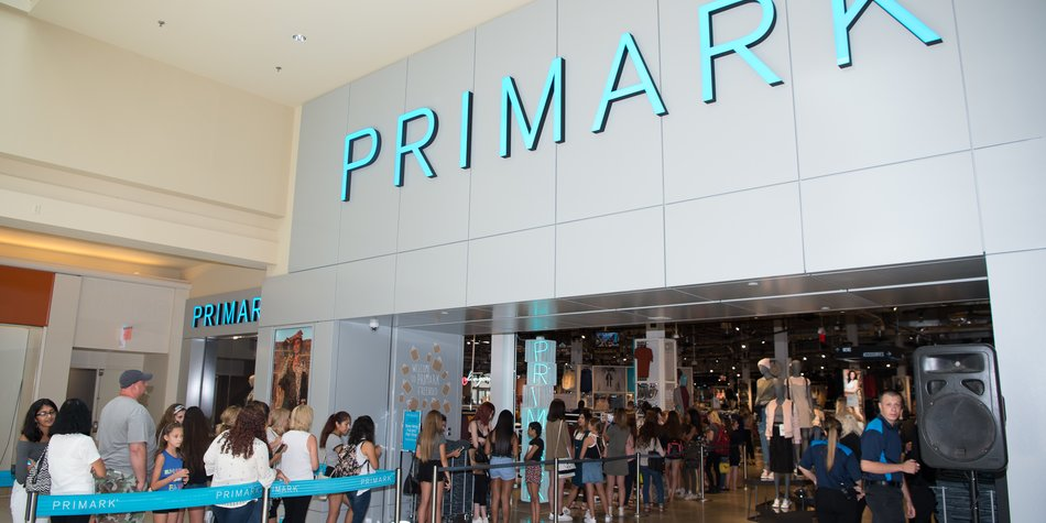 Andrang bei Primark