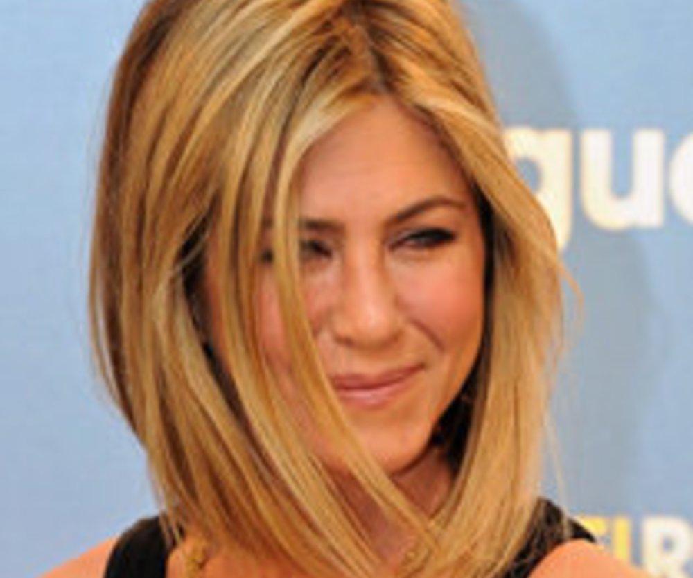 Jennifer Aniston: Haare ab!