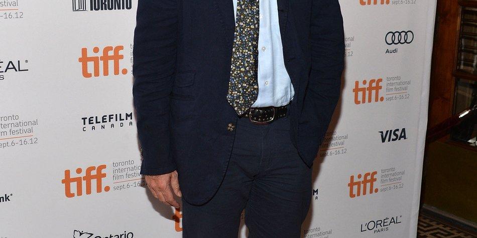 Hugh Laurie: Bald als Pirat Blackbeard?