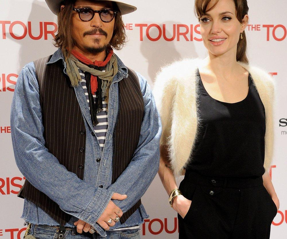 Angelina Jolie: War sie der Trennungsgrund für Johnny Depp?