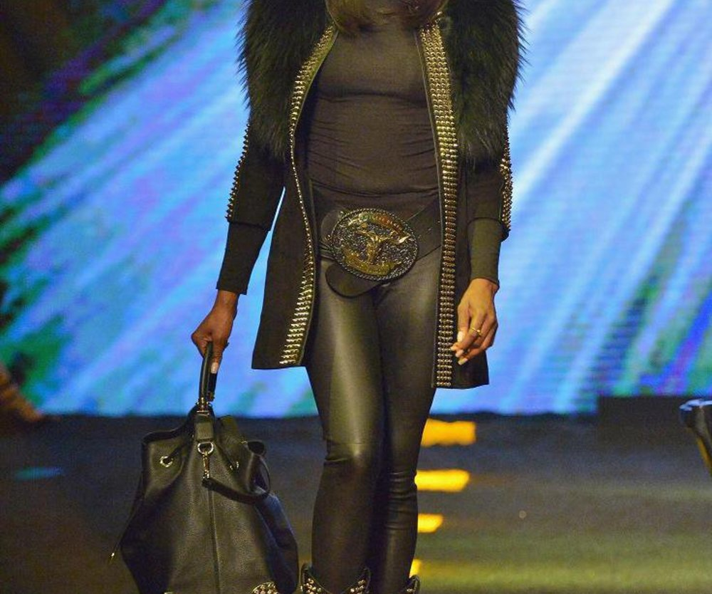Mailand Fashion Week: Philipp Plein rockt den Runway