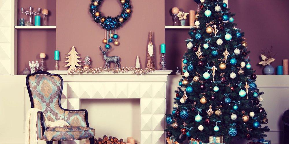 Weihnachts-Deko Trends 2018