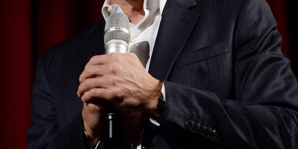 George Clooney: Wird Brad Pitt doch Trauzeuge?