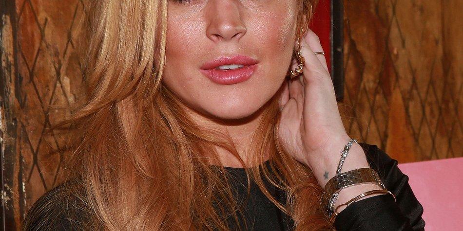 Lindsay Lohan: Ihr privater Laptop wurde geklaut