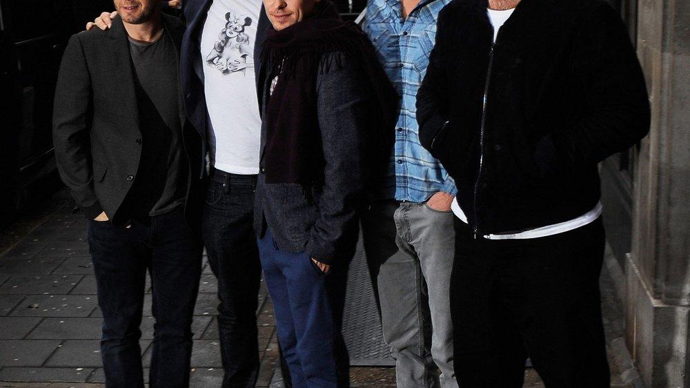 Take That - Song für Orlando Bloom