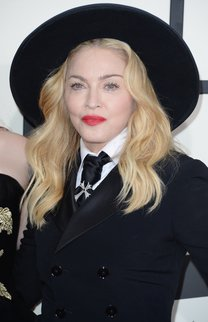 Madonna: Lange Wellen