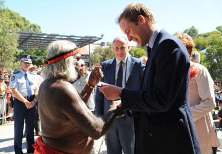 Prinz William unterstützt wohltätige Vereine