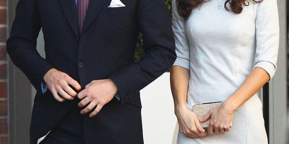 Kate Middleton: Entscheidet Prinz William über ihren Kopf hinweg?