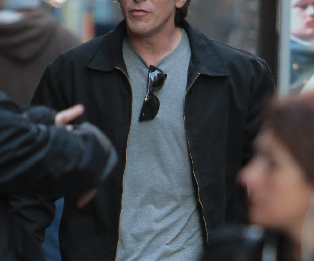 Christian Bale in China attackiert