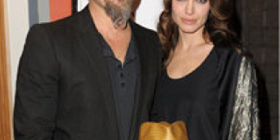 Angelina Jolie und Brad Pitt: Läuten bald die Hochzeitsglocken?