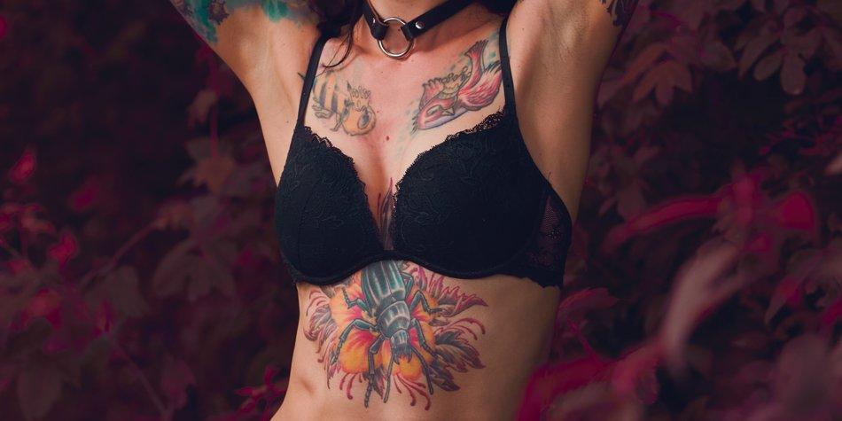 Tattoo Bauch