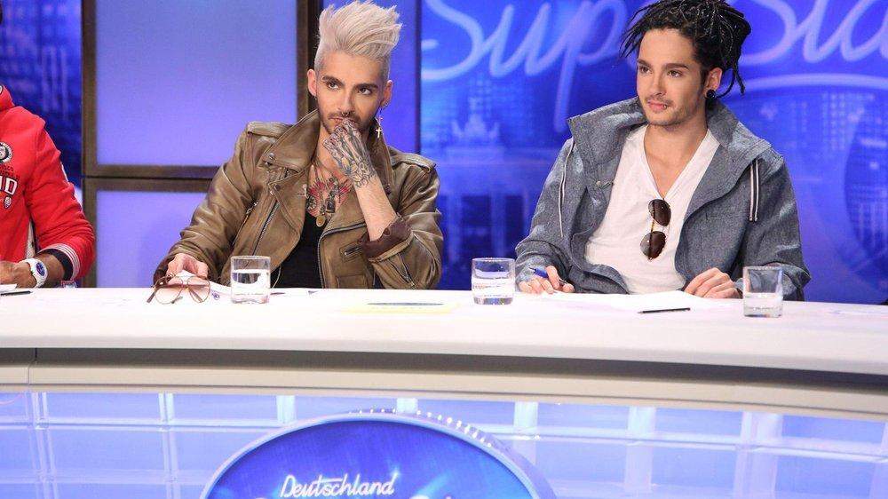 DSDS: Komponieren Tom und Bill Kaulitz den Siegersong?