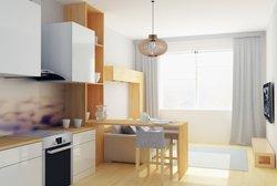 Helle Farben bei kleiner Wohnung