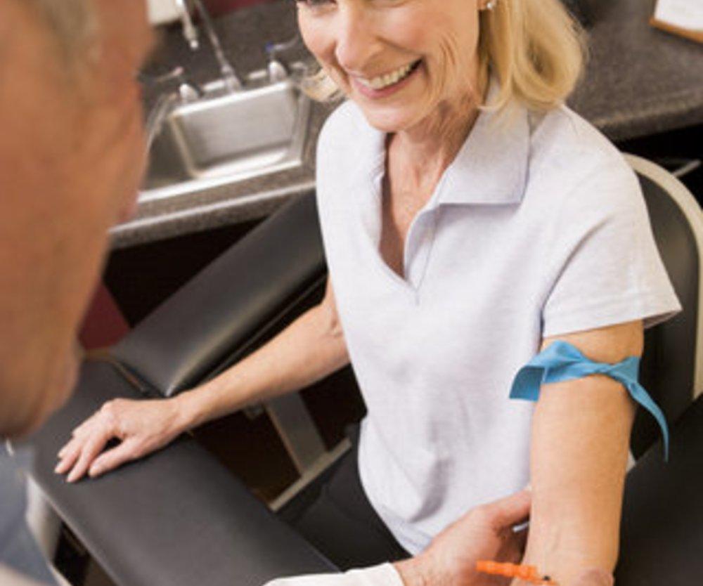 Krebs per Bluttest erkennen