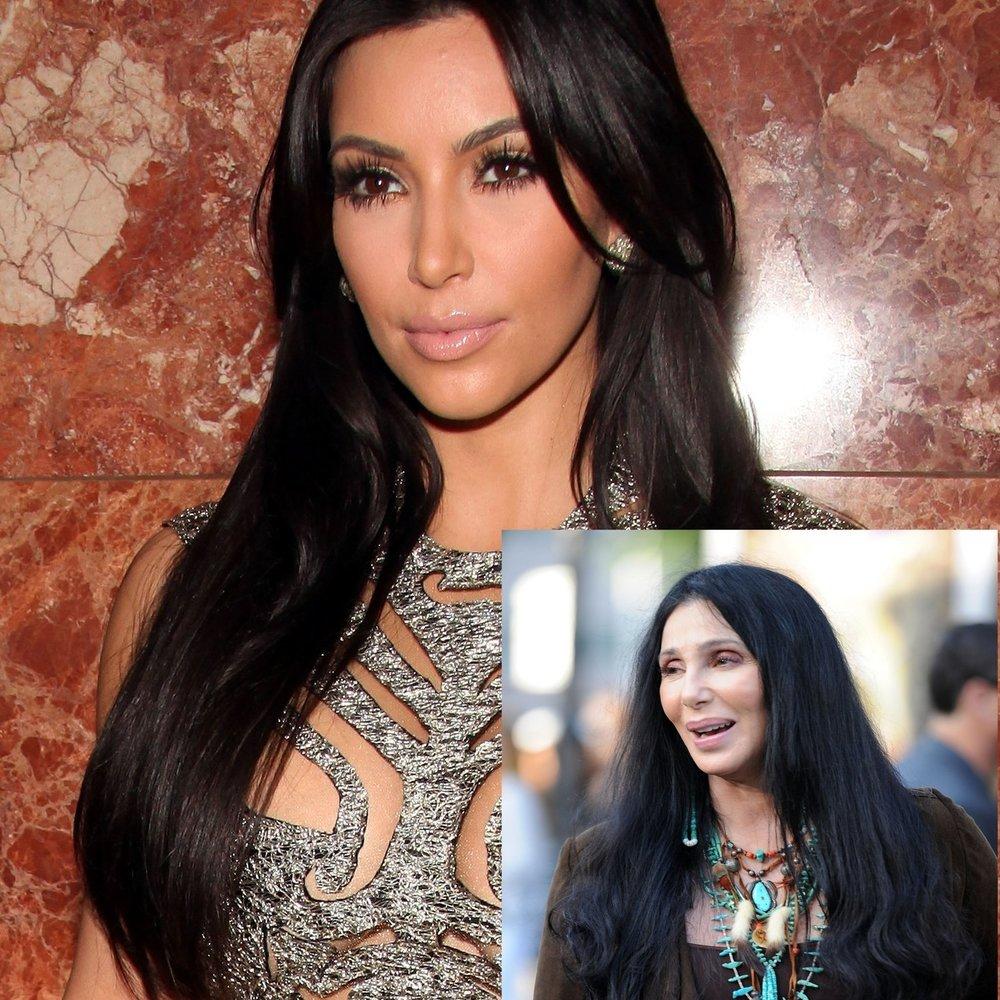 Kim Kardashian wird von Cher beleidigt