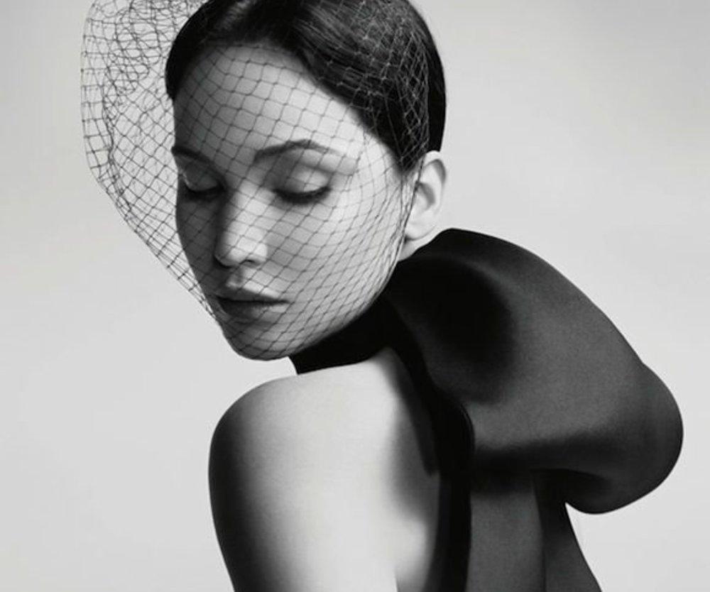 Jennifer Lawrence ist Miss Dior
