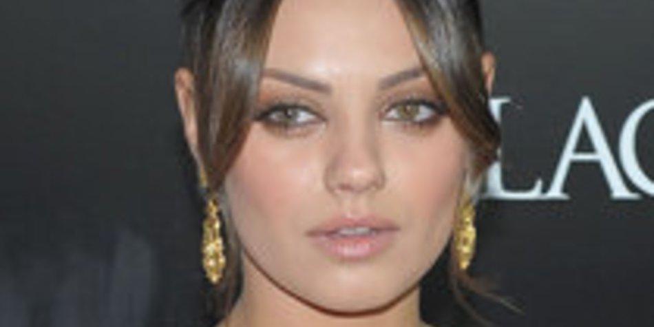 Mila Kunis: Intime Begegnung mit Justin Timberlake