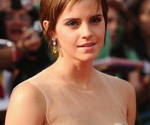 Emma Watson legt braves Image ab