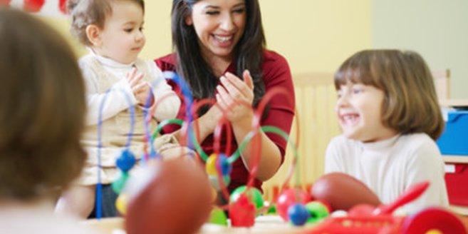 Mehr Kinder in Ganztags-Betreuung