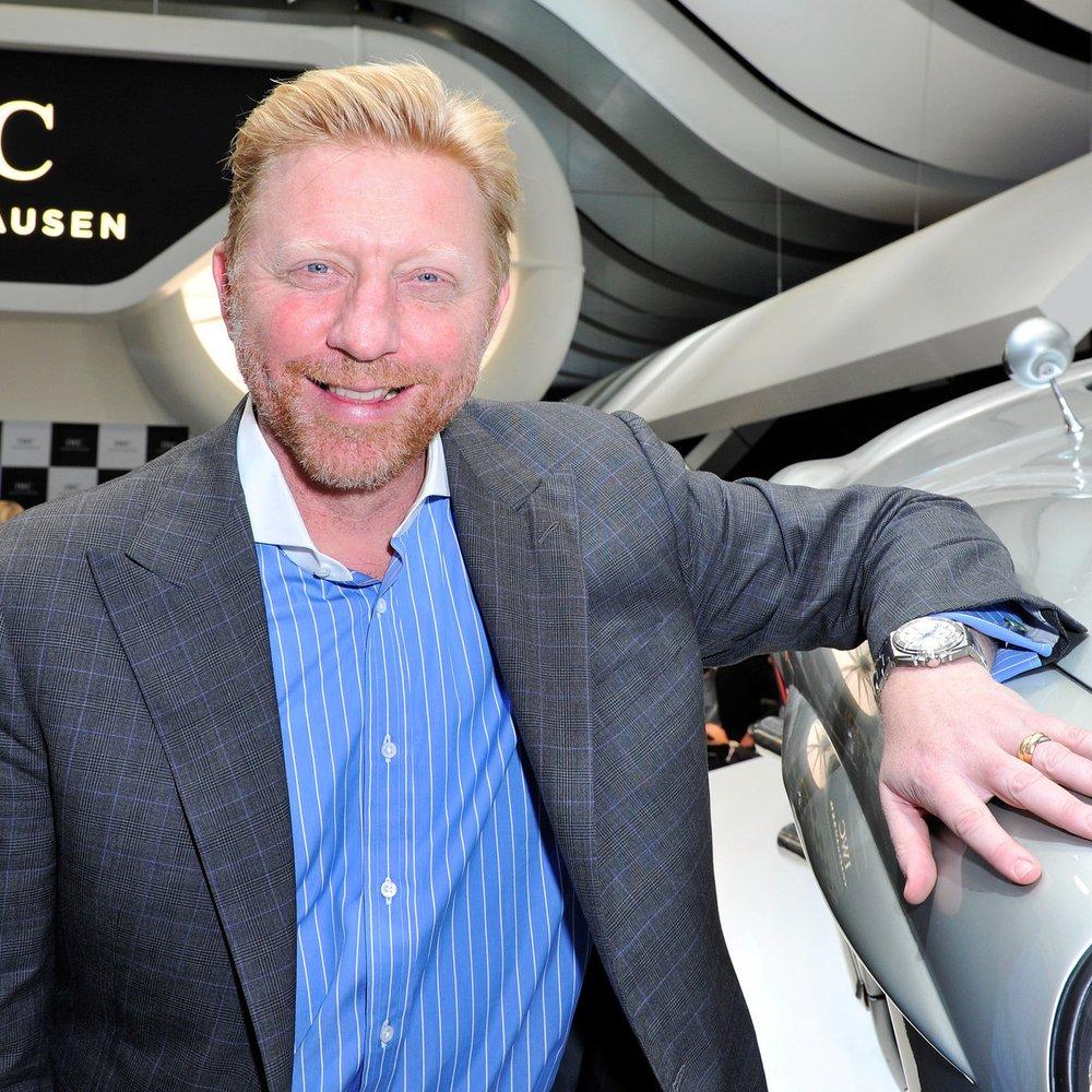 Boris Becker: Neuer Job im neuen Jahr