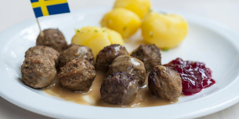 Schwedische Köttbullar