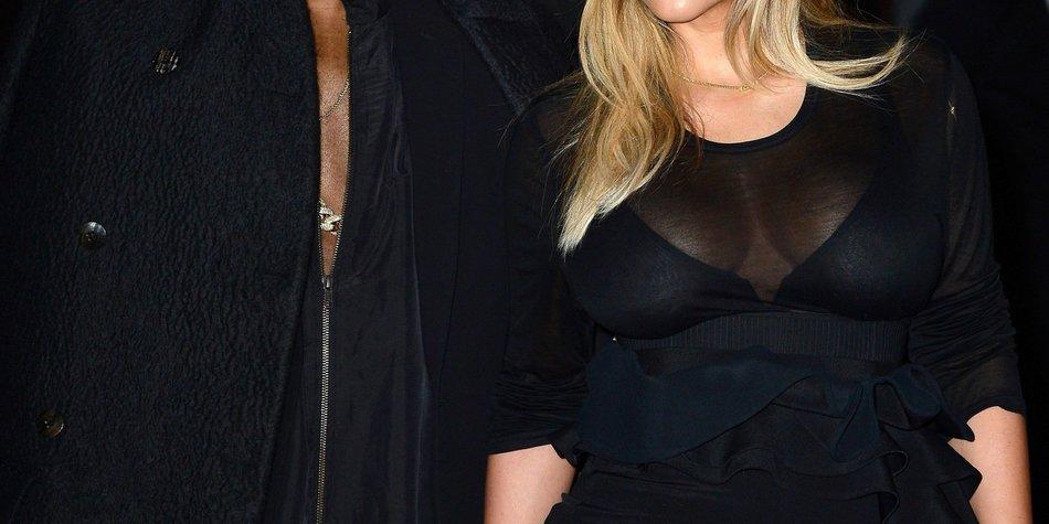 Kim Kardashian und Kanye West gemeinsam im Bootcamp