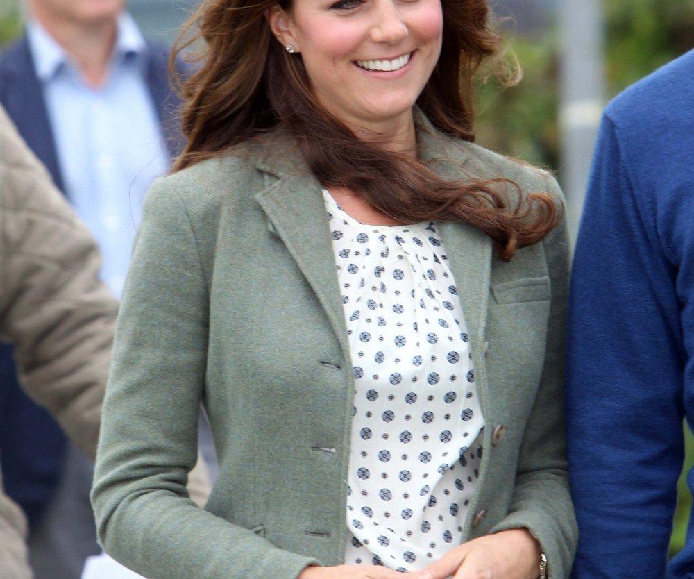 Kate Middleton und Prinz William haben ihr Bett vermisst
