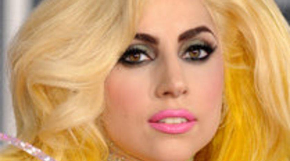 Lady Gaga im Klavierrausch