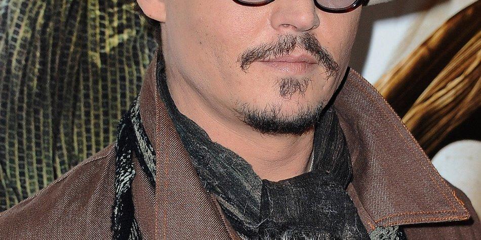 Johnny Depp plant Film über Memphis Morde