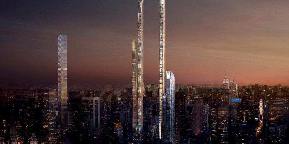 The Big Bend: Ein Blickfang in der New Yorker Skyline!