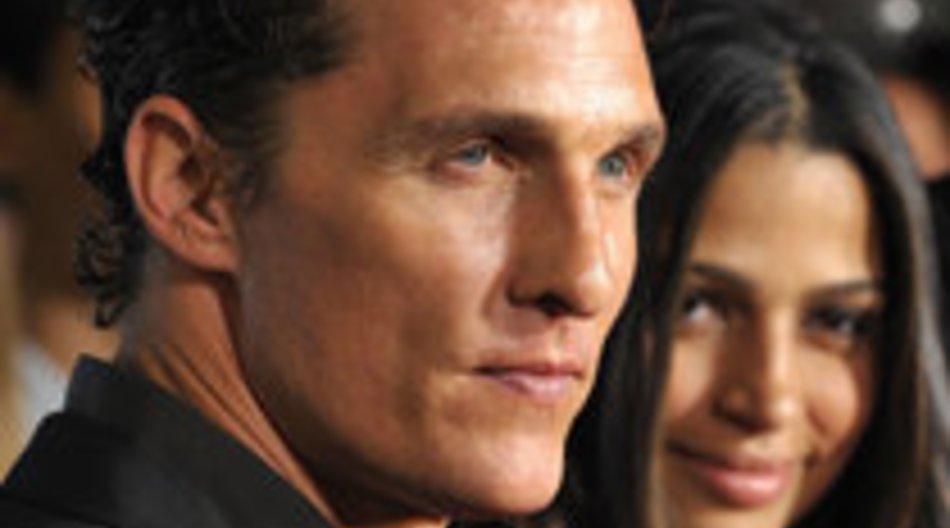 Matthew McConaughey: Vaterglück