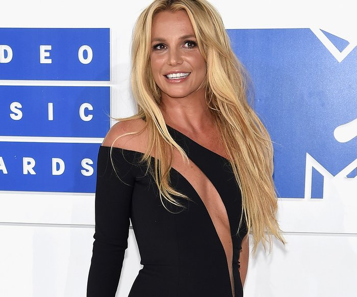 NEW YORK, NY - AUGUST 28: Britney Spears attends the 2016 MTV Video Music Awards at Madison Square Garden on August 28, 2016 in New York City. (Photo by Jamie McCarthy/Getty Images)