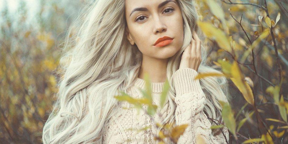Haare Selbst Grau Färben So Einfach Gehts Desiredde