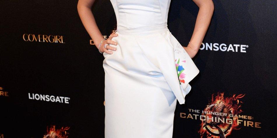 Jennifer Lawrence flirtet mit Liam Hemsworth