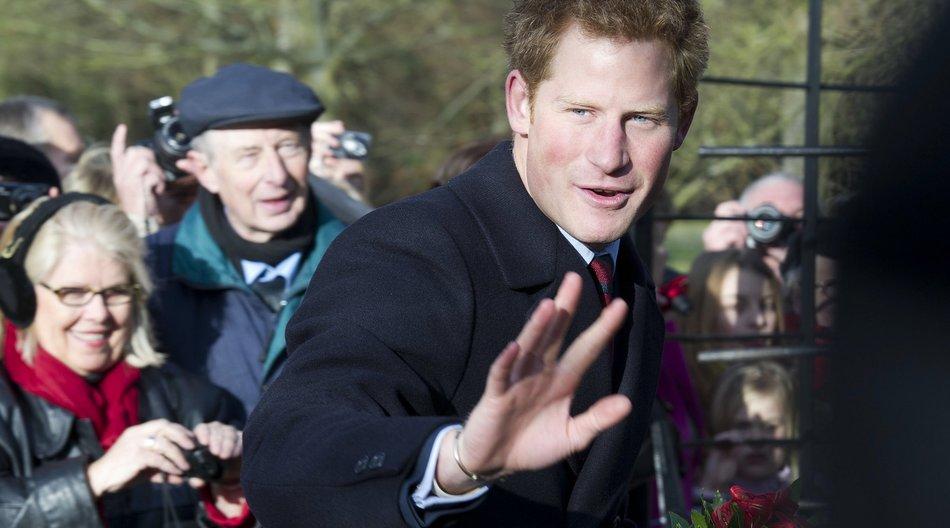 Prinz Harry besucht bald Brasilien